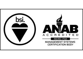 ANAB BSI ISO 9001 ISO 14001 OHSAS 18001