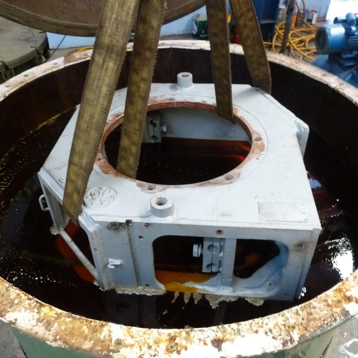 Hot Dip Varnish Tank  with 2m Diameter